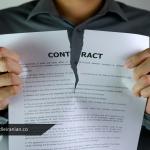 فسخ قرارداد و شرایط آن در قوانین چیست؟