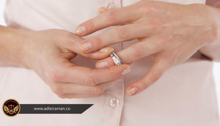 طلاق از طرف زن و روند قانونی آن