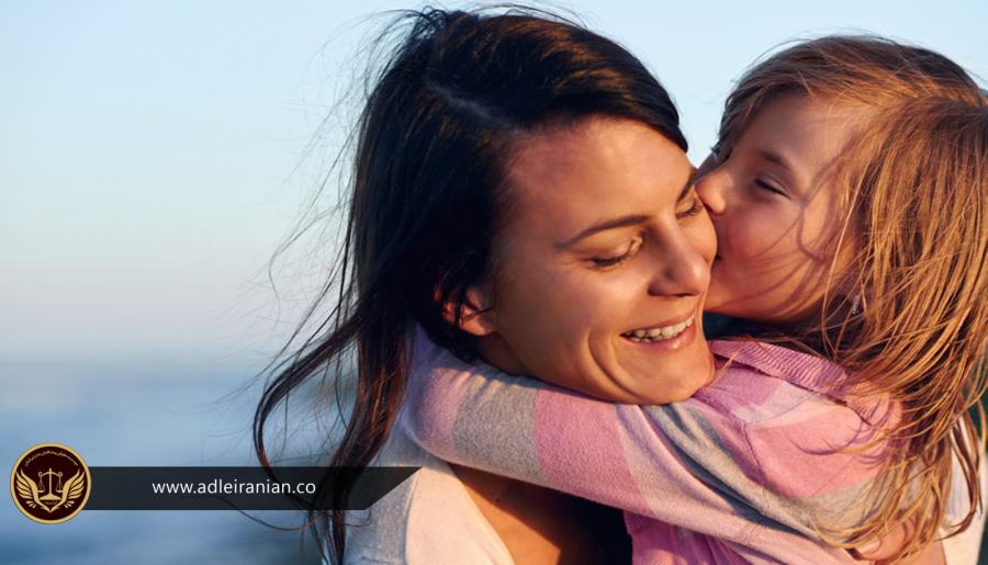 واگذاری فرزندخوانده به دختران مجرد