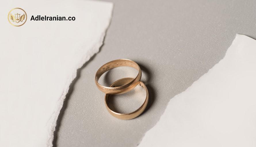 بهت ناشی از طلاق