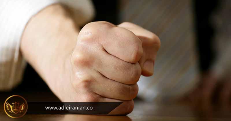 مجازات فحش و توهین